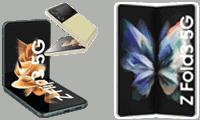 Samsung Galaxy Z Fold3 / Z Flip3 bei o2