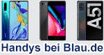 Blau Handys - Smartphones bei Blau.de